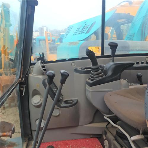 沃尔沃60C二手小型挖掘机驾驶室