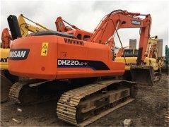 斗山DH2207二手挖机