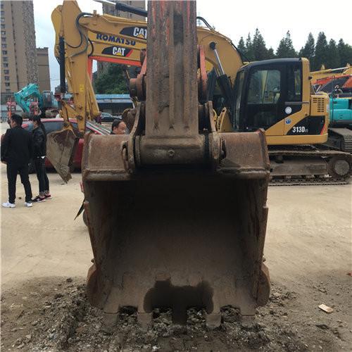 日立ZX240-3中型二手挖掘机挖斗