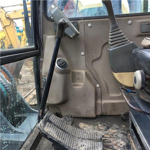 山河智能60N9国产二手挖掘机驾驶室