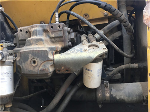 小松PC210-7挖掘机液压泵