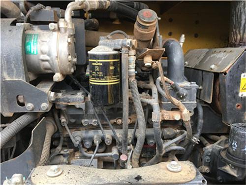 二手小松60-8挖掘机发动机