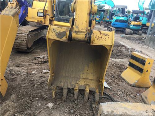 住友SH75进口二手小型挖掘机挖斗