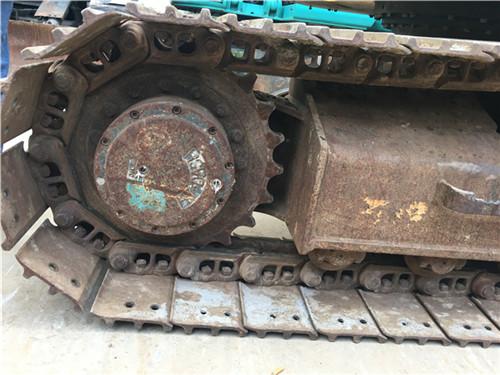 小松PC138US进口二手挖掘机履带