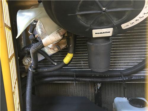小松PC138US进口二手挖掘机接收器