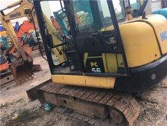 二手小松PC567挖掘機
