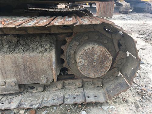 二手小松PC56-7二手小型挖掘机履带