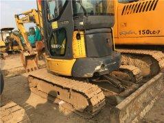 二手小松PC35挖掘机