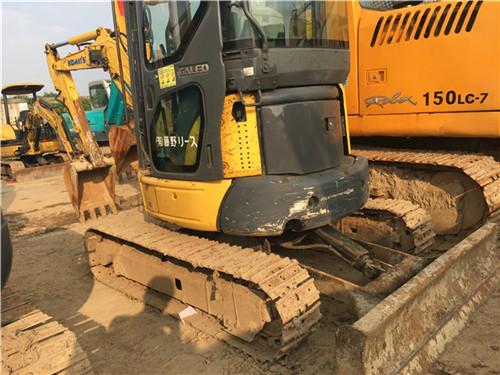 小松PC35二手挖掘机交易市场图片
