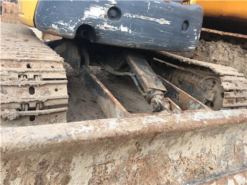 小松PC35二手挖掘机交易市场推土铲