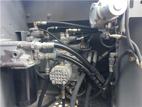 进口日立ZX120二手挖掘机转让液压泵