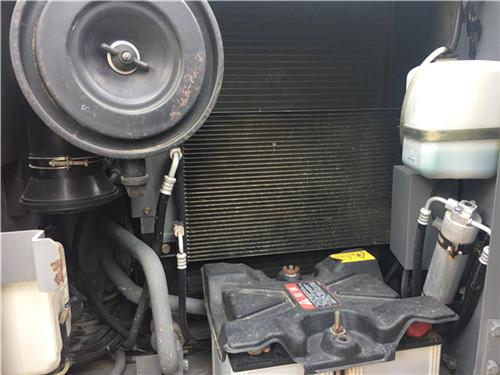 进口日立ZX120二手挖掘机转让接收器