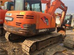 二手斗山DH80-7小型挖掘机