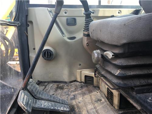 二手斗山DH80-7小型挖掘机转让驾驶室