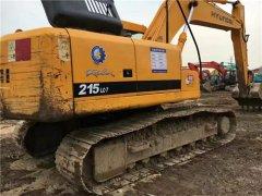 現代2157二手挖土機