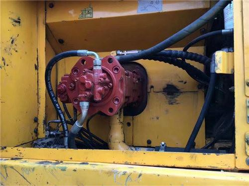 现代215-7二手挖掘机液压泵