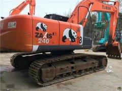 进口日立240-3二手挖掘机