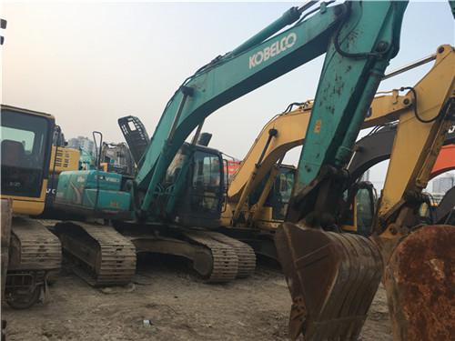 神钢SK200重庆二手挖掘机图片