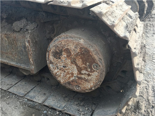 神钢SK260中型二手挖掘机转让履带