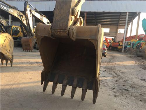二手卡特323D挖掘机挖斗