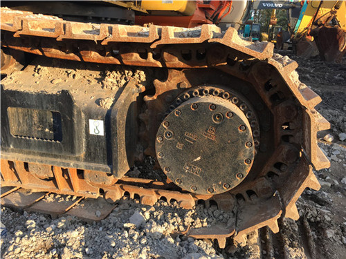 二手卡特336D挖掘机履带