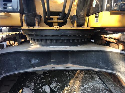 二手卡特336D挖掘机转盘