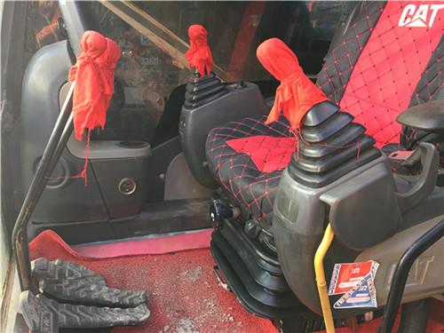 二手卡特336D挖掘机驾驶室