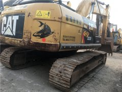 卡特323D个人二手挖掘机