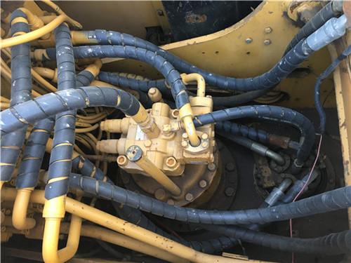 卡特323D个人二手挖掘机分配器