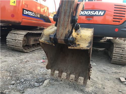 二手斗山DH60小型二手挖掘机挖斗