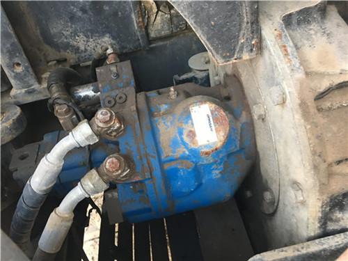 二手斗山DH60小型二手挖掘机液压泵