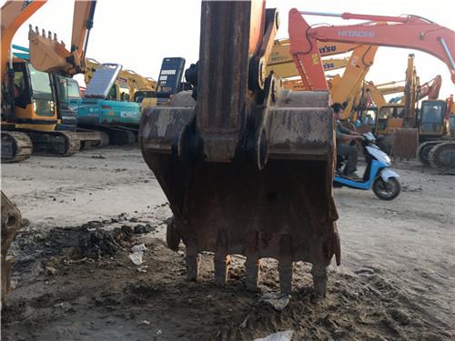 斗山DH150二手挖掘机挖斗