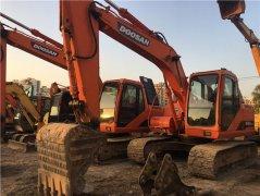 斗山DH150二手挖掘機