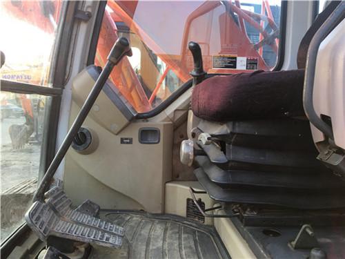 斗山DH150二手挖掘机驾驶室