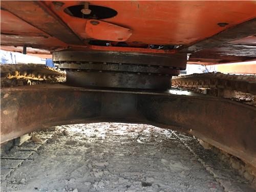斗山DH150二手挖掘机转盘