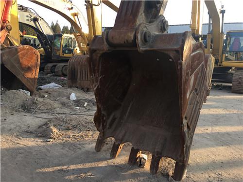 二手小松PC240中型挖掘机挖斗