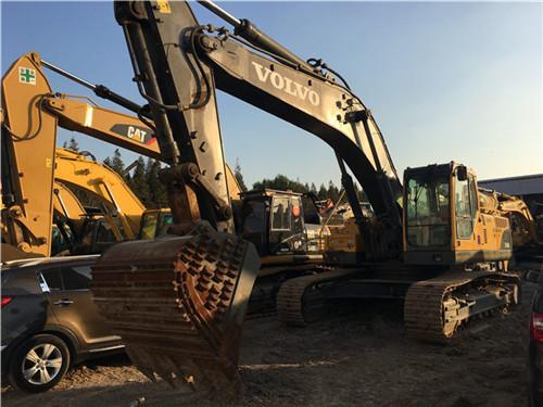 沃尔沃EC360二手挖掘机私人转让图片