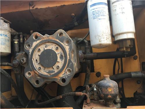 二手沃爾沃360挖掘機液压泵