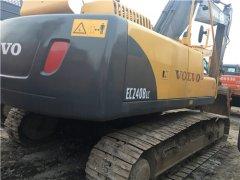 二手沃爾沃EC240挖掘機