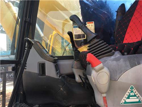 二手小松PC360-7挖掘机驾驶室