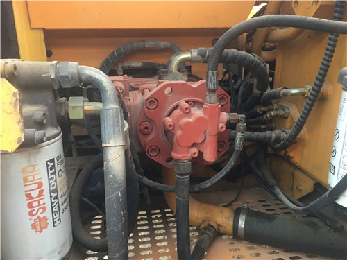 三一SY315国产二手挖掘液压泵