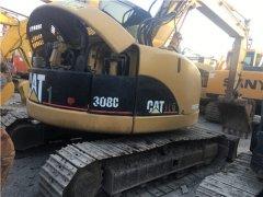 卡特308C二手挖掘机