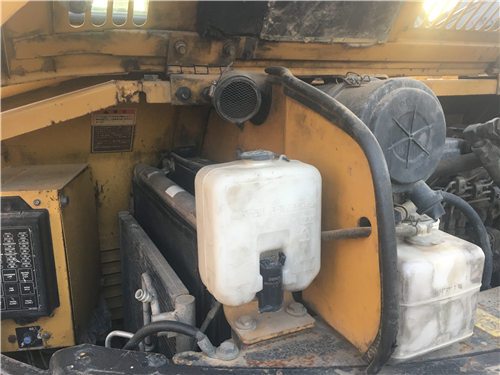 卡特308C私人二手挖掘機冷凝器