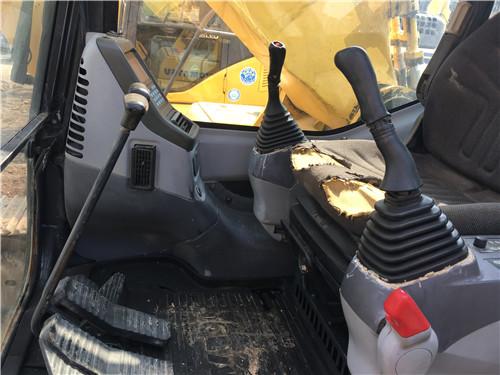二手小松PC360-7挖掘机市场出售驾驶室
