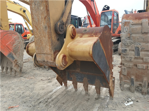 卡特320D二手挖掘机斗子