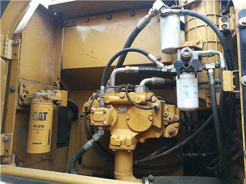 卡特320D二手挖掘机液压泵