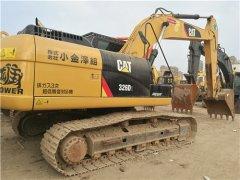 卡特326D二手挖掘機