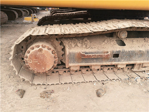 卡特326D二手挖掘机私人转让履带