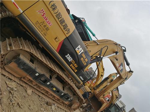 卡特336D大型二手挖掘机出售图片