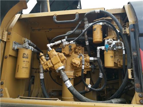卡特336D大型二手挖掘机出售液压泵